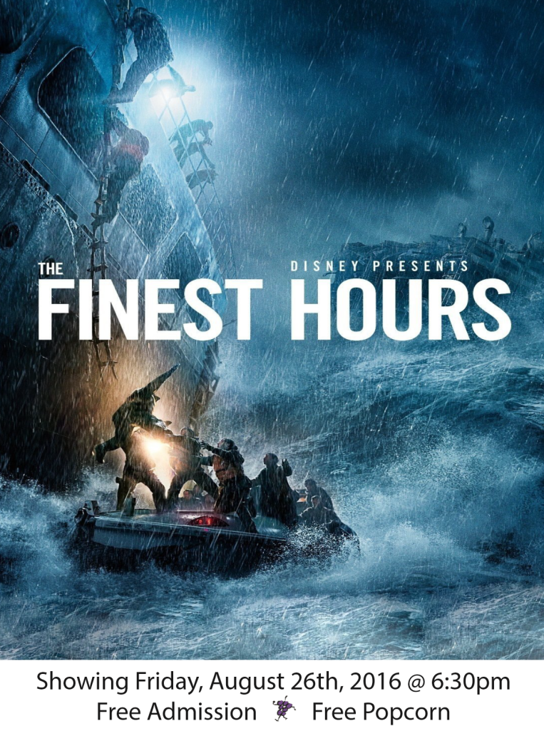 Finest Hours website poster
