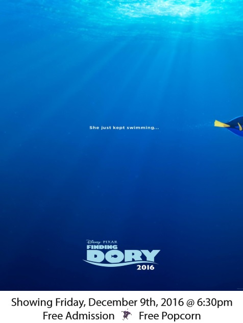 finding dory for website