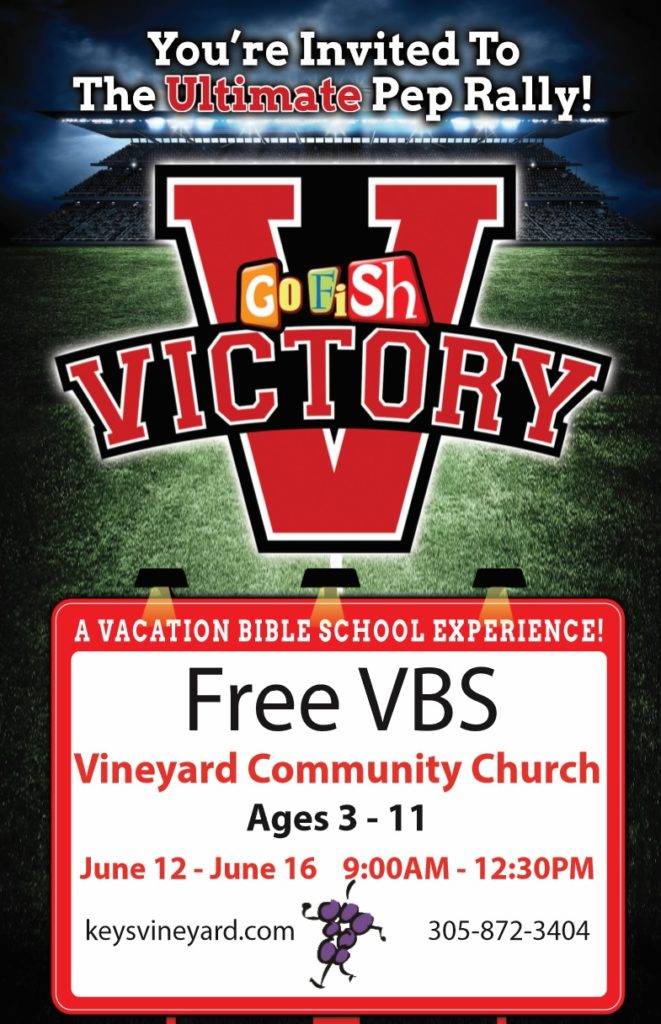 VBS 2017 website