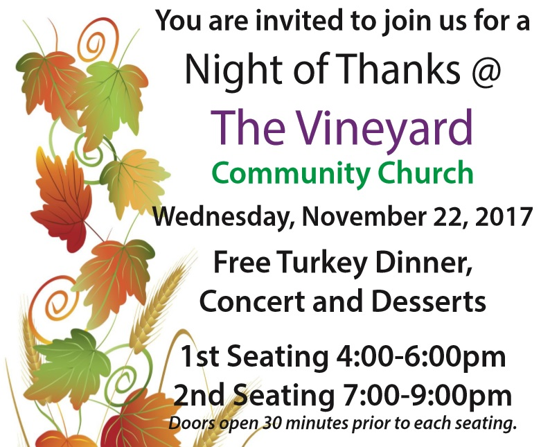 night of thanks 2017 ad for website